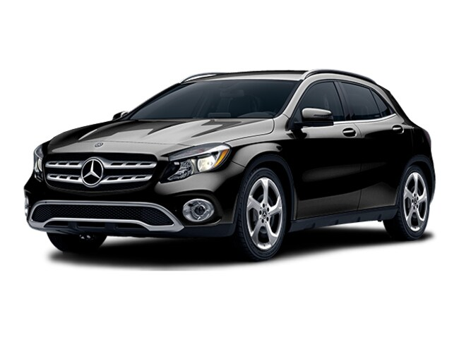 New 2018 mercedes benz gla 250 4matic suv in night black for Mercedes benz gla 250 4matic