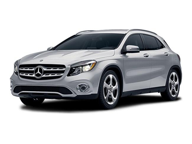 New 2018 Mercedes-Benz GLA 250 4MATIC SUV for sale in Arlington VA
