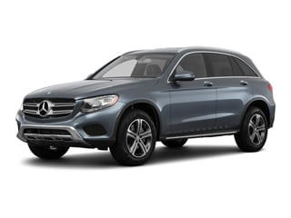 2018 Mercedes-Benz GLC 300 SUV Selenite Gray Metallic