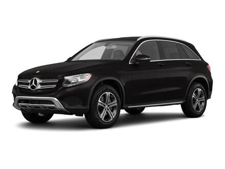 2018 Mercedes-Benz GLC GLC 300 SUV