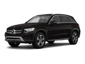 New 2018 Mercedes-Benz GLC 300 4MATIC SUV Burlington, Vermont