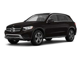 Certified pre-owned Mercedes-Benz  2018 Mercedes-Benz GLC 300 4MATIC SUV for sale near you in Loves Park, IL