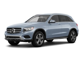 Pre-Owned 2018 Mercedes-Benz GLC 300 4MATIC SUV near Burlington, Vermont