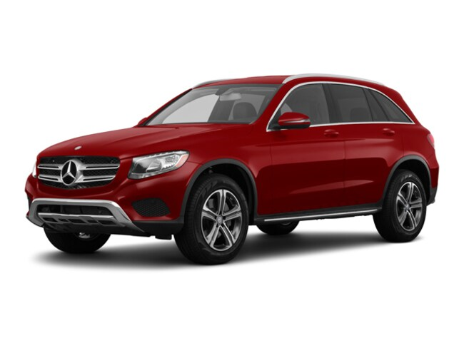New 2018 Mercedes-Benz GLC 300 4MATIC SUV for sale in Arlington VA