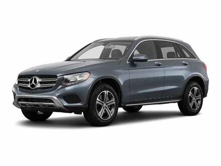 2018 Mercedes-Benz GLC 300 4Matic All Wheel Drive SUV