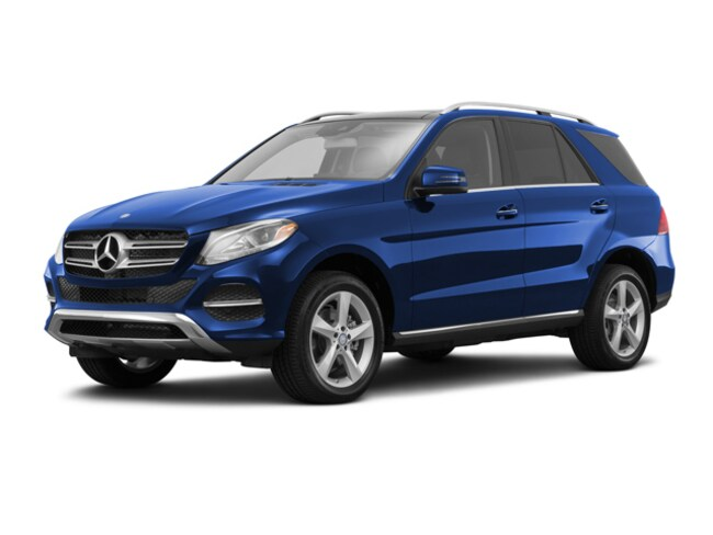 New 2018 Mercedes-Benz GLE 350 SUV in Glendale, near Los Angeles