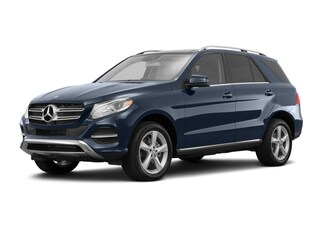 New 2018 Mercedes-Benz GLE 350 4MATIC SUV in Baltimore