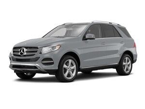 New 2018 Mercedes-Benz GLE 350 4MATIC SUV Burlington, Vermont