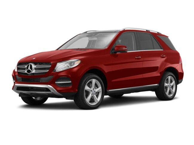 New 2018 Mercedes-Benz GLE 350 4MATIC SUV in Lafayette, IN
