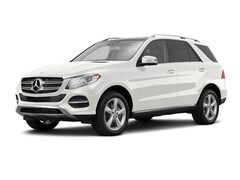 New 2018 Mercedes-Benz GLE 350 GLE 350 4MATIC SUV Boston