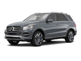 2018 Mercedes-Benz GLE 550e Plug-In Hybrid SUV Selenite Gray Metallic