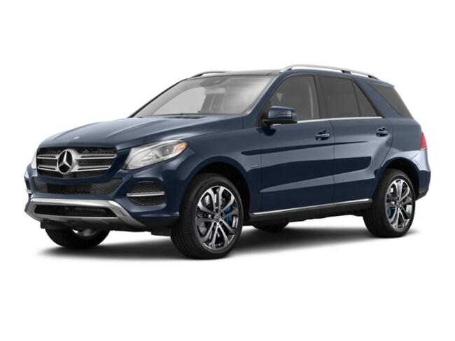 2018 Mercedes-Benz GLE 550e Plug-In Hybrid 4MATIC SUV