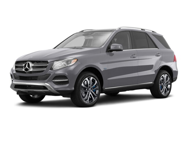 2018 Mercedes-Benz GLE 550e Plug-In Hybrid 4MATIC SUV