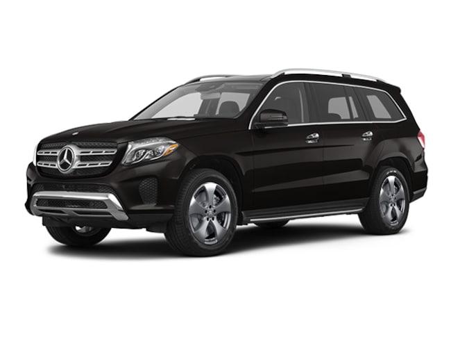 2018 Mercedes-Benz GLS 450 4MATIC SUV 4MATIC SUV
