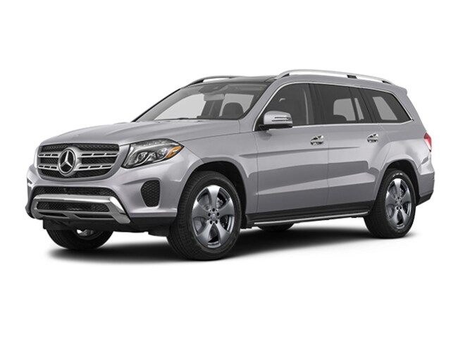 2018 Mercedes-Benz GLS 450 4MATIC SUV 4MATIC SUV