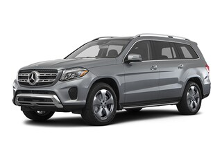 Certified Pre-Owned 2018 Mercedes-Benz GLS 450 4MATIC SUV Burlington, Vermont