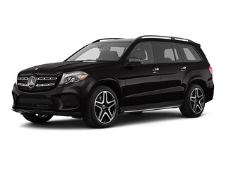 New 2018 Mercedes-Benz GLS 550 4MATIC SUV for sale in McKinney, TX