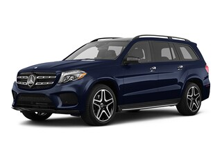 2018 Mercedes-Benz GLS 550 4MATIC SUV