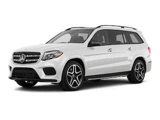 New 2018 Mercedes-Benz GLS 550 4MATIC SUV in Baltimore
