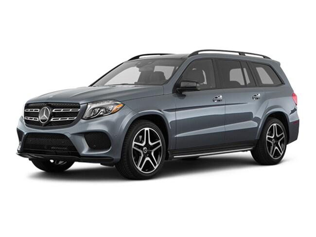 New 2018 Mercedes-Benz GLS 550 4MATIC SUV for sale in Arlington VA