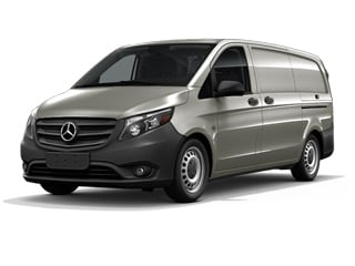 2018 Mercedes-Benz Metris Van Pebble Gray