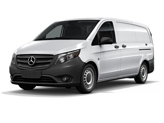 2018 Mercedes-Benz Metris Worker Van
