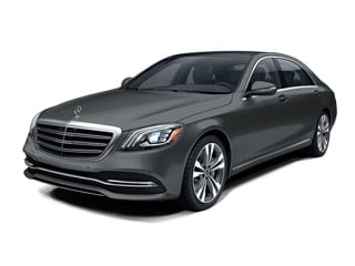 2018 Mercedes-Benz S-Class Sedan Selenite Gray Metallic