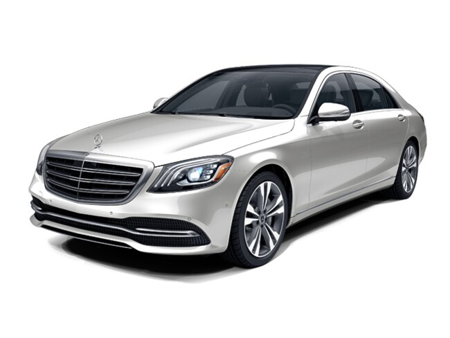 New 2018 Mercedes-Benz S-Class S 450 Sedan in Glendale, near Los Angeles