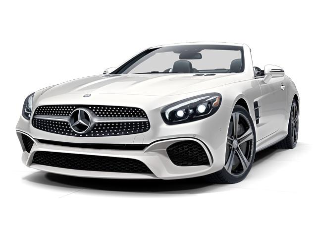 2018 Mercedes Benz SL 450 Convertible
