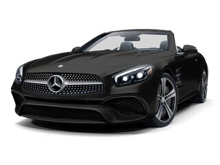 2018 Mercedes-Benz SL 450 SL 450 Convertible