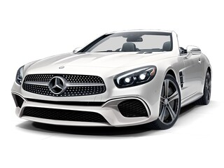 2018 Mercedes-Benz SL 450 SL 450 Roadster Convertible