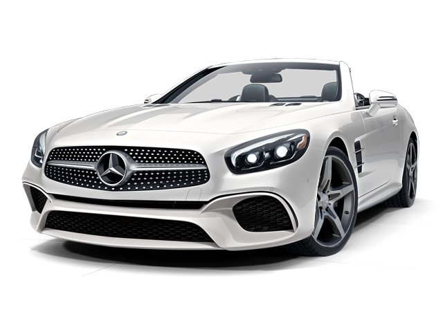 2018 Mercedes-Benz SL 550 Convertible