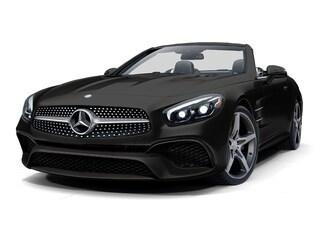 2018 Mercedes-Benz SL 550 Convertible