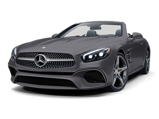 New 2018 Mercedes-Benz SL 550 Convertible for sale in Walnut Creek, CA