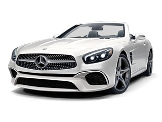 2018 Mercedes-Benz SL 550 SL 550 Convertible