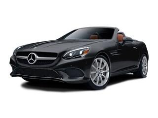 2018 Mercedes-Benz SLC 300 Convertible