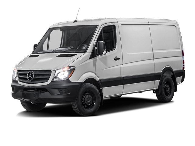 2018 Mercedes Benz Sprinter 2500 Van Grand Blanc