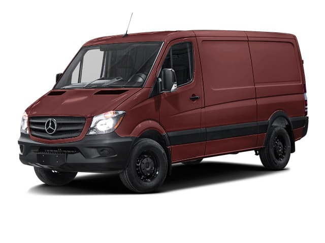 2018 mercedes benz sprinter 2500 van san jose for Mercedes benz sprinter service