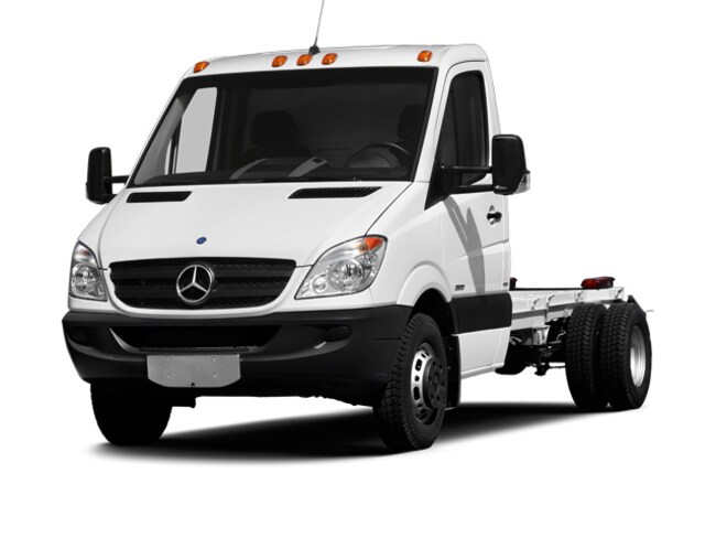 New 2018 Mercedes-Benz Sprinter 3500XD Chassis Standard Roof V6 Truck in Hanover, MA