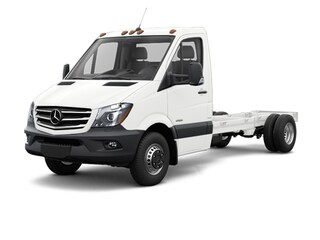 2018 Mercedes-Benz Sprinter 3500XD Chassis Standard Roof V6 Truck
