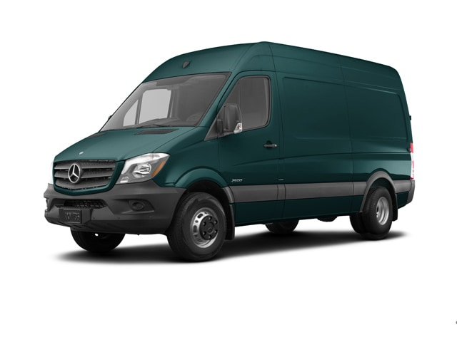 2018 Mercedes-Benz Sprinter 3500XD Van