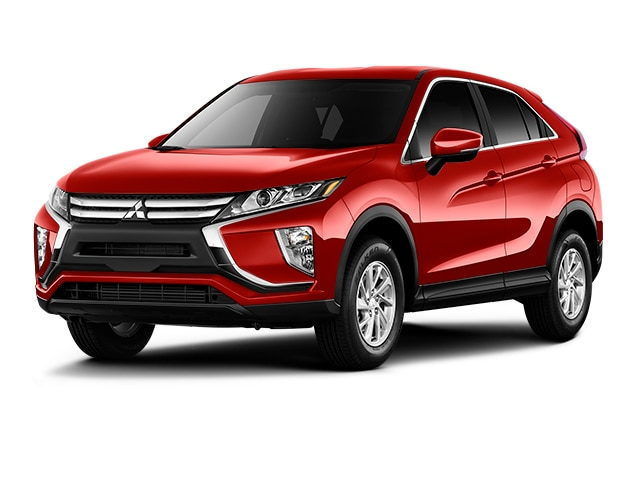 Wonderful 2018 Mitsubishi Eclipse Cross 1.5 CUV