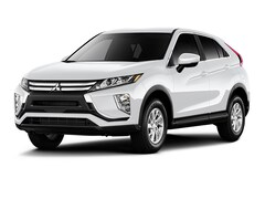 New 2018 Mitsubishi Eclipse Cross 1.5 ES CUV in Danvers, MA