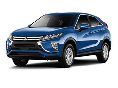 New 2018 Mitsubishi Eclipse Cross 1.5 ES CUV for sale in Aurora, IL at Max Madsen's Aurora Mitsubishi