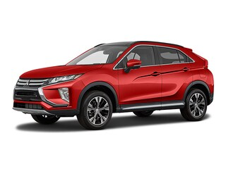 New 2018 Mitsubishi Eclipse Cross 1.5 SEL CUV Amarillo