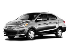 New 2018 Mitsubishi Mirage G4 ES Sedan near Orlando and Daytona Beach