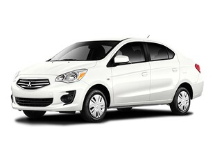 2018 Mitsubishi Mirage G4 ES Sedan