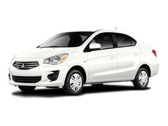 New 2018 Mitsubishi Mirage G4 ES Sedan 00M80072 near San Antonio, TX