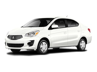 New 2018 Mitsubishi Mirage G4 ES Sedan in North Palm Beach, FL