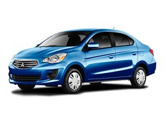 New vehicle 2018 Mitsubishi Mirage G4 ES Sedan for sale in Albuquerque, NM
